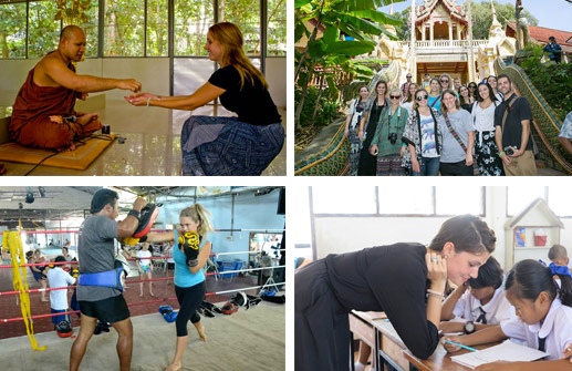 Living and Working in Thailand