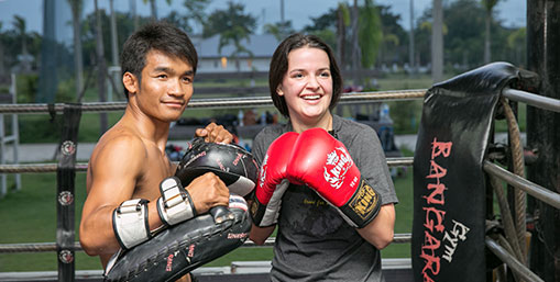Thailand Muay Thai with CultureRoute