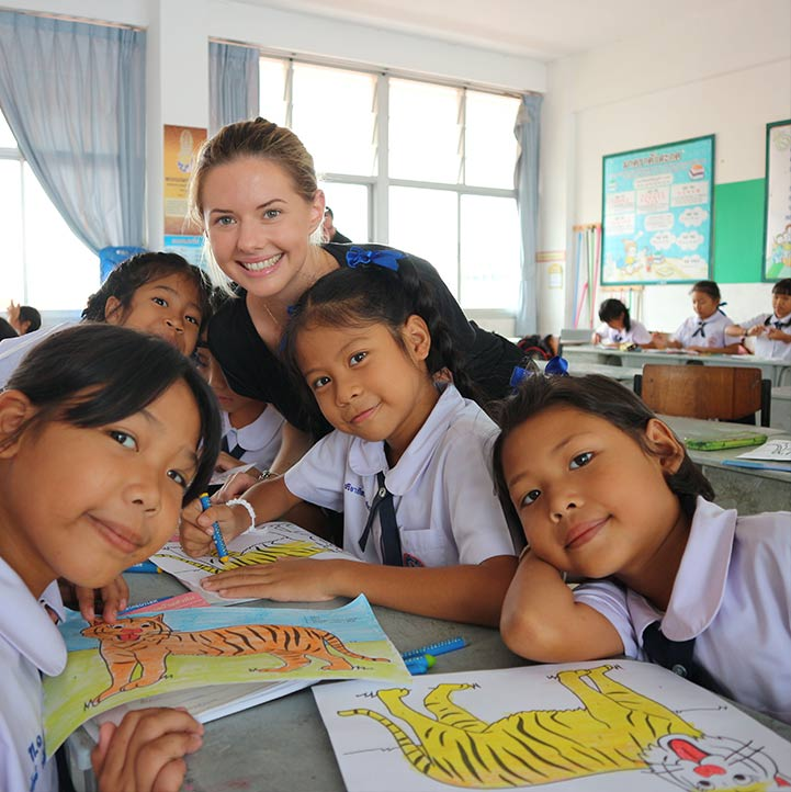 Teaching English in Thailand CultureRoute