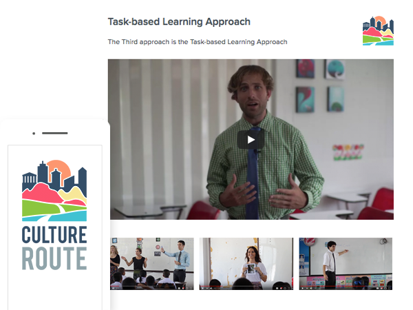 CultureRoute Online TEFL Course